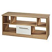 Welcome Furniture Living Room TV Stand - Modern Oak