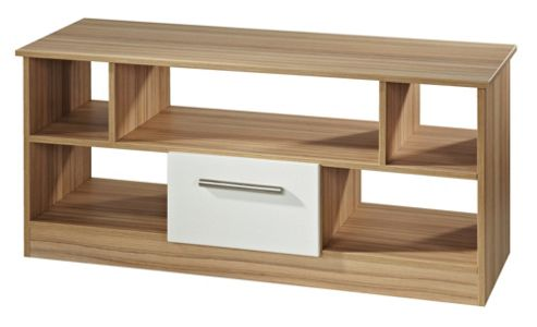 Welcome Furniture Living Room TV Stand - Modern Oak