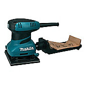 Makita BO4555 Palm Sander 200 Watt 240 Volt & 30 Sand Sheets