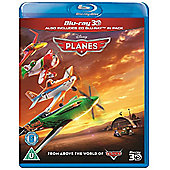 Planes - 3D Blu-Ray