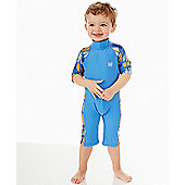 Splash About Toddler UV All in One - Surfs Up - Blue