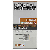 L'Oreal Men Hydra Energetic Moisturiser 50ML