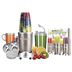 NutriBullet Pro 900 Series 15 Piece Juicer Blender - Champagne