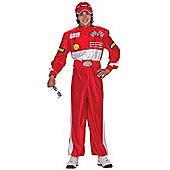 Adult Speed King Costume
