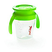 Wow Gear Wow BABY Cup Spill-Free 360° Drinking Cup (Green)