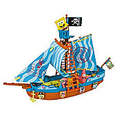 Simba Smoby SpongeBob SquarePants Pirate Ship
