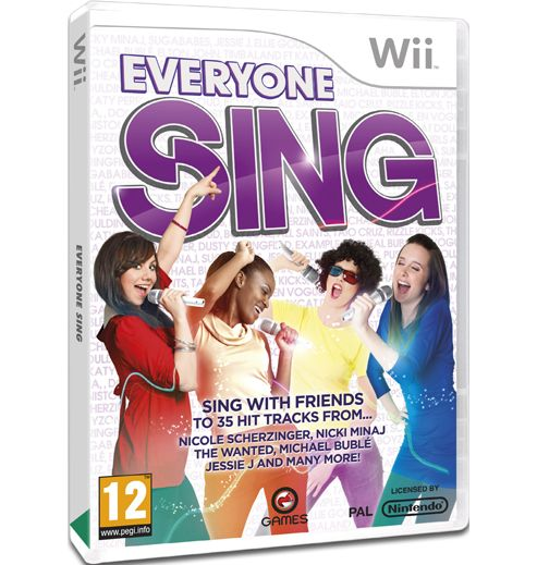 Get Up And Sing (Wii)