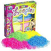 Jacks Loopies Rainbow Bracelet Refill Pack - 4000 Loom Bands