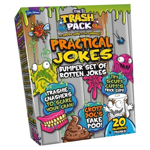 The Trash Pack Practical Jokes