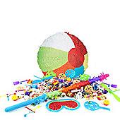 Beach Ball Pinata Kit