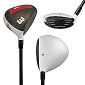 Palm Springs Golf E2i White Fairway Woods Left Hand Regular #5