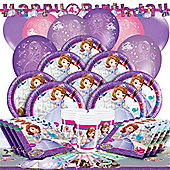 Sofia the First Deluxe Party Pack for 16