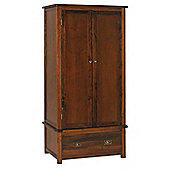 Core Products Boston BT221 Walnut 2 Door Wardrobe