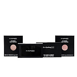 Mac Pro Colour X 2 Empty Compact For Eye Shadow Pans plus 2 x Refills 1.3g Each