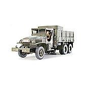 U.S. 2.5 Ton 6x6 Cargo Truck - 1:35 Scale Military - Tamiya
