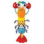 Lamaze Click Clack Zack Lobster