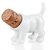Rufus the Dog Bottle Stopper