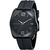 Black Dice Gents Black Strap Watch BD-064-01