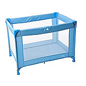 Red Kite Travel Cot Blue