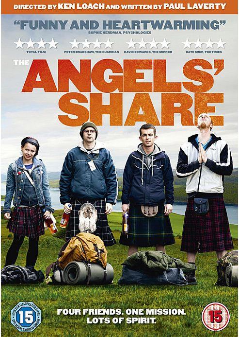 The Angels Share (DVD)