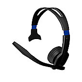 Gioteck MH-1 Mono Single Cup Wired Headset (PS4)