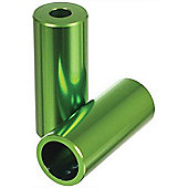 Madd Gear Green Alloy Scooter Stunt Pegs