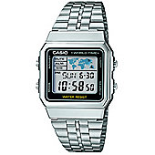 Casio Collection Mens Multi-Funtional Watch A500WEA-1EF