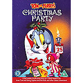 Tom & Jerry Christmas Party (DVD)
