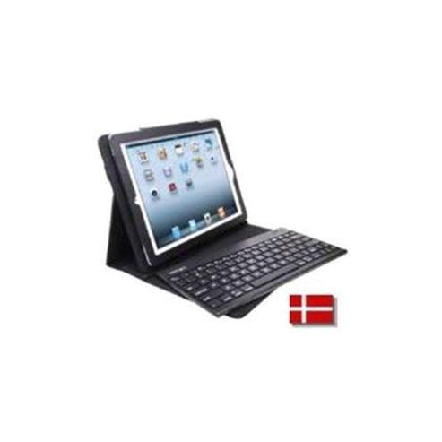Kensington KeyFolio Pro 2 Bluetooth Keyboard and Folio Case for iPad 2 (Denmark) (3 day lead)
