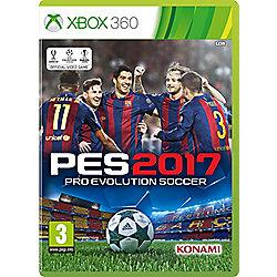 Pro Evolution Soccer 2017 Xbox 360