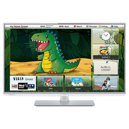 Panasonic TX-L32E6B 32 Inch Smart WiFi Built In Full HD 1080p LED TV With Freeview HD