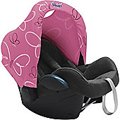 Dooky Hoody Replacement Infant Car Seat Hood Butterfly