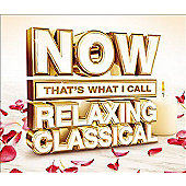 Now That'S What I Call Relaxing Classical (4Cd)