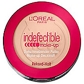 LOreal Paris Infallible Creamy Powder Foundation (220 Sand)