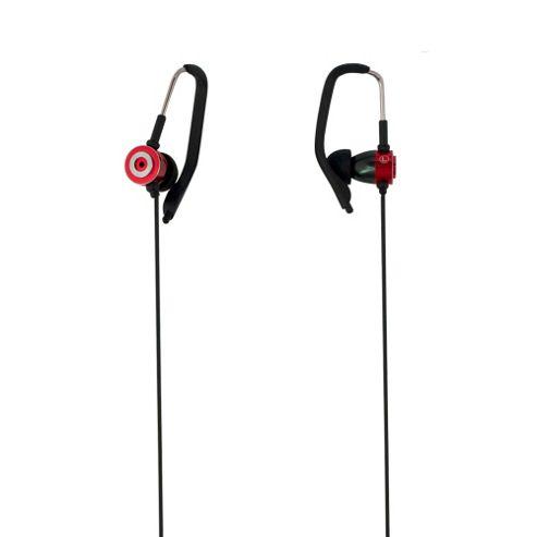MiTEC Sport Earphones Red