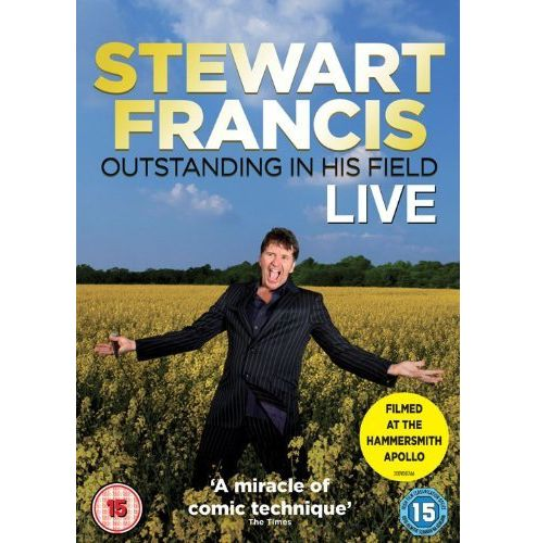 Stewart Francis: Outstanding In His Field Tour 2012