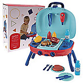 Preschool Play BBQ Set