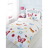 Rapport Kidz Butterflies Quilt Set Single
