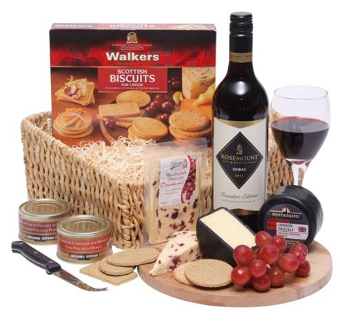 wine cheese & pate (AY12)
