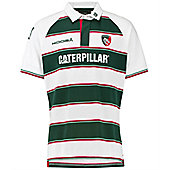 Kooga Leicester Tigers Home Classic Jersey 15/16 - Green
