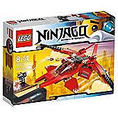 LEGO Ninjago Kai's Fighter 70721