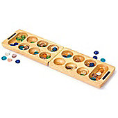 Tobar Folding Mancala Wooden Strategy Game