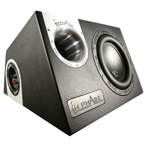 In Phase Speaker Enclosures XTB-08R