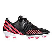 adidas Predator Absolion LZ TRX FG Firm Ground Kids Football Boot Black - Black