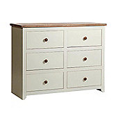 Home Essence Jamestown 6 Drawer Chest