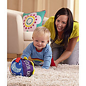 Baby Sensory Baby Sensory Say Hello Reversible Ball