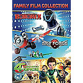 Family Fun Collection (Roborex/SkyForce/Fantastic4)