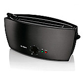 Bosch TAT6805GB 2-Slice, Long Slot Toaster, with 6 Heat Settings, in Black
