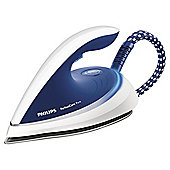 Philips GC7619/20 Ceramic Plate Steam Generator Iron - Blue & White