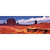Monument Valley, USA - Panoramic Puzzle
